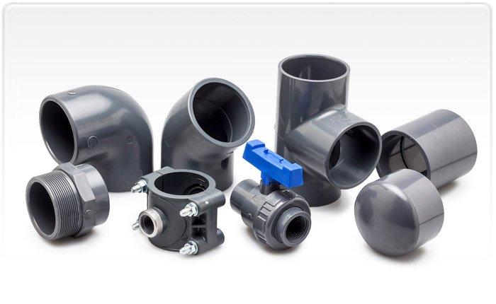 Tubi e raccordi in pvc e polietilene water treatment for Raccordi per tubi in rame e plastica