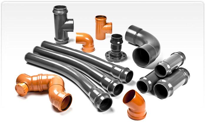 Produzione tubi tubazioni e raccordi in pvc e plastica for Tipi di tubi idraulici in plastica